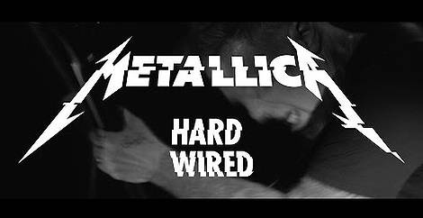 Hardwired... to self-destruct Metallica